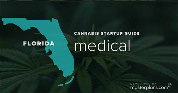 Florida medical cannabis business startup guide and planning banner