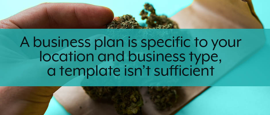 recreational cannabis business plan is a must