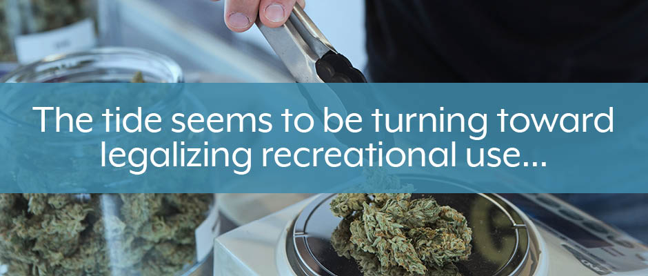 tide turning toward legalizing recreational cannabis